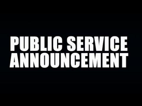 Firearms Public Service Announcement
