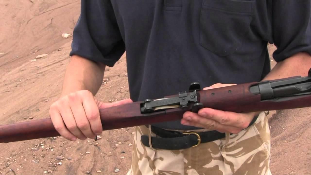 Ishapore Enfield.410 Shotgun Conversion