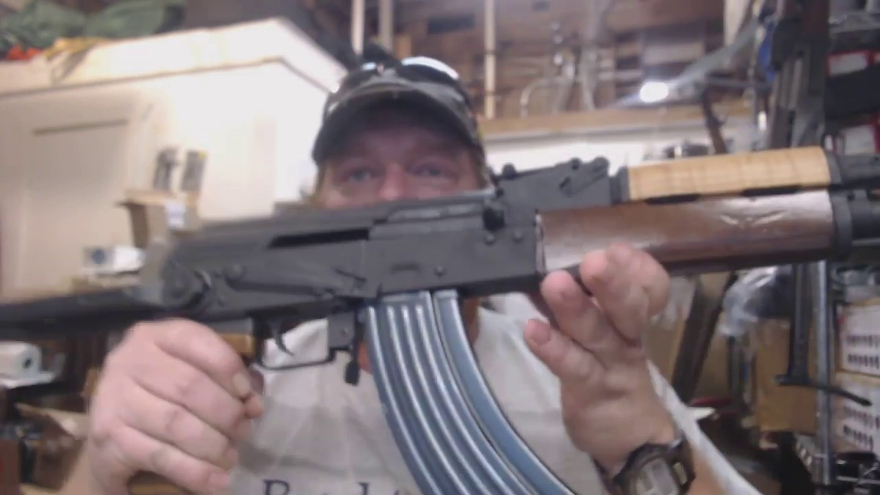 How To Lubricate Your AK 47 Or AKM Rifle