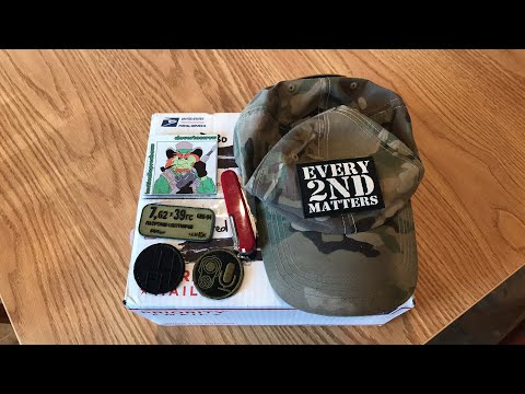 Unboxing Dog Body Officials contest winnings