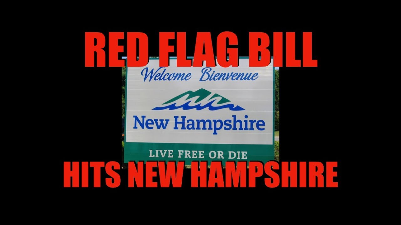 Red Flag Bill Submitted in New Hampshire