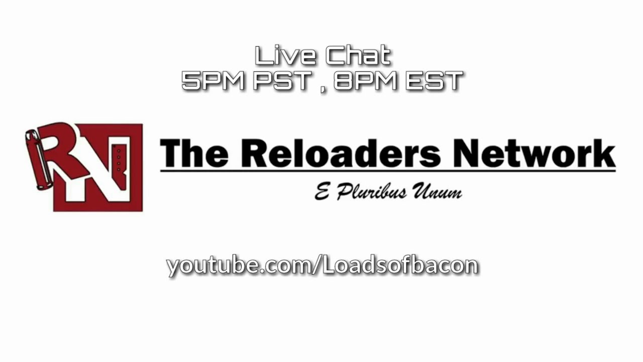 TRN Live Chat Announcement!, Why join The Reloaders Network?