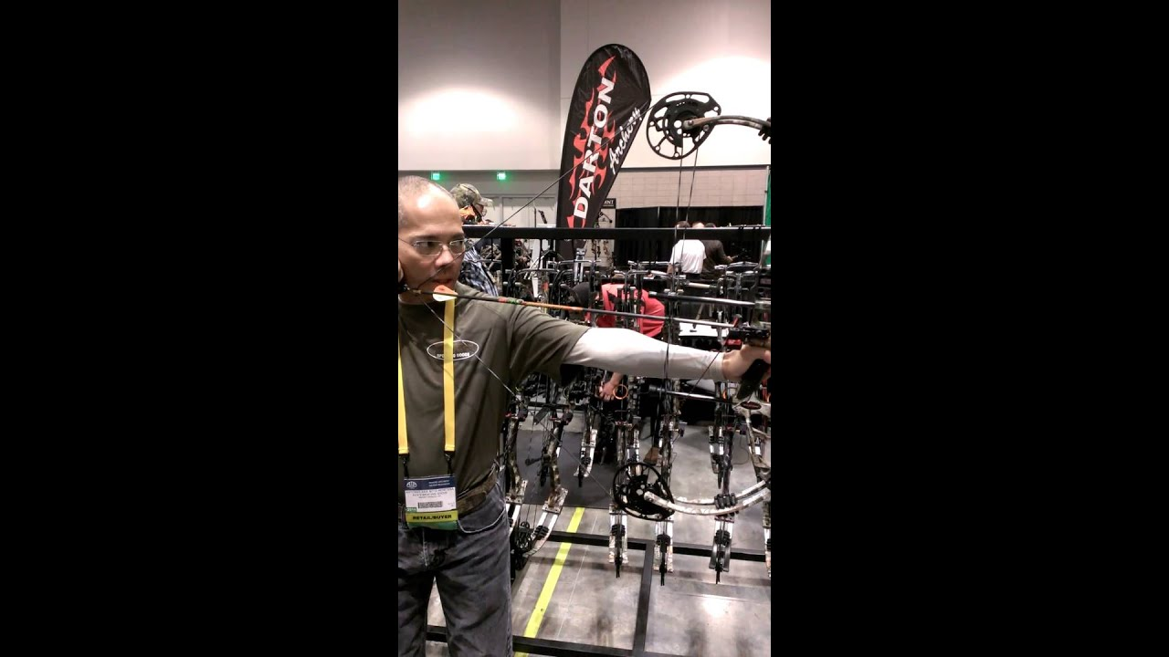 2014 ATA Show Archery Trade Association Darton Archery 3814 Part II