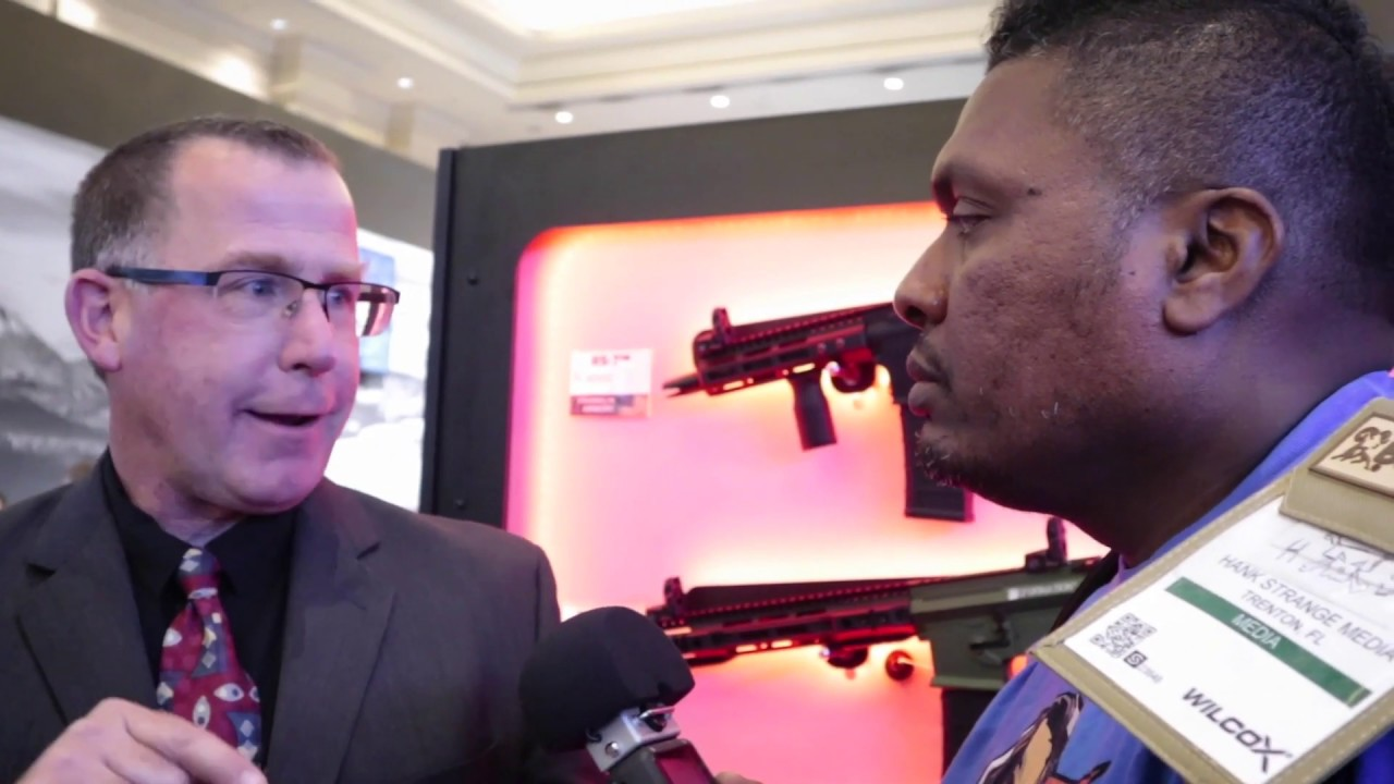What Happened With Franklin Armory Providence & InRangeTV SHOT Show 2019