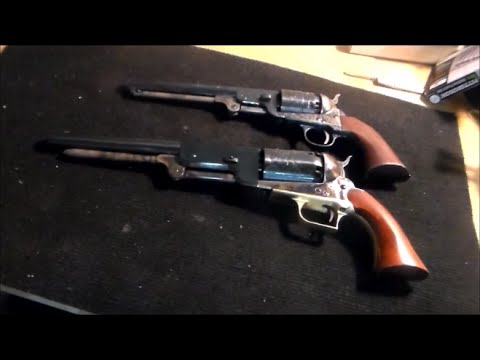 Colt 1847 Walker Revolver