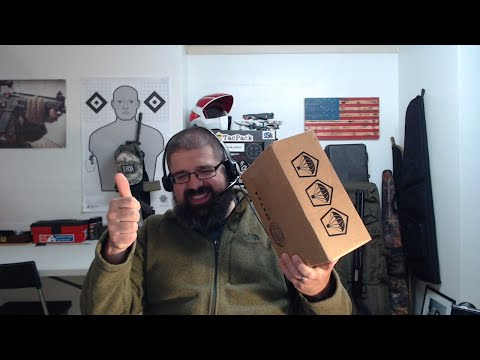 TacPack January 2019 Unboxing!