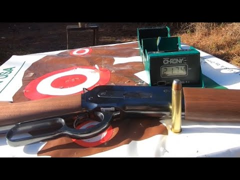 45-90 WCF 1886 Winchester Shooting 405 grain lead bullets  at 2255 fps 4,574 ft/ lbs