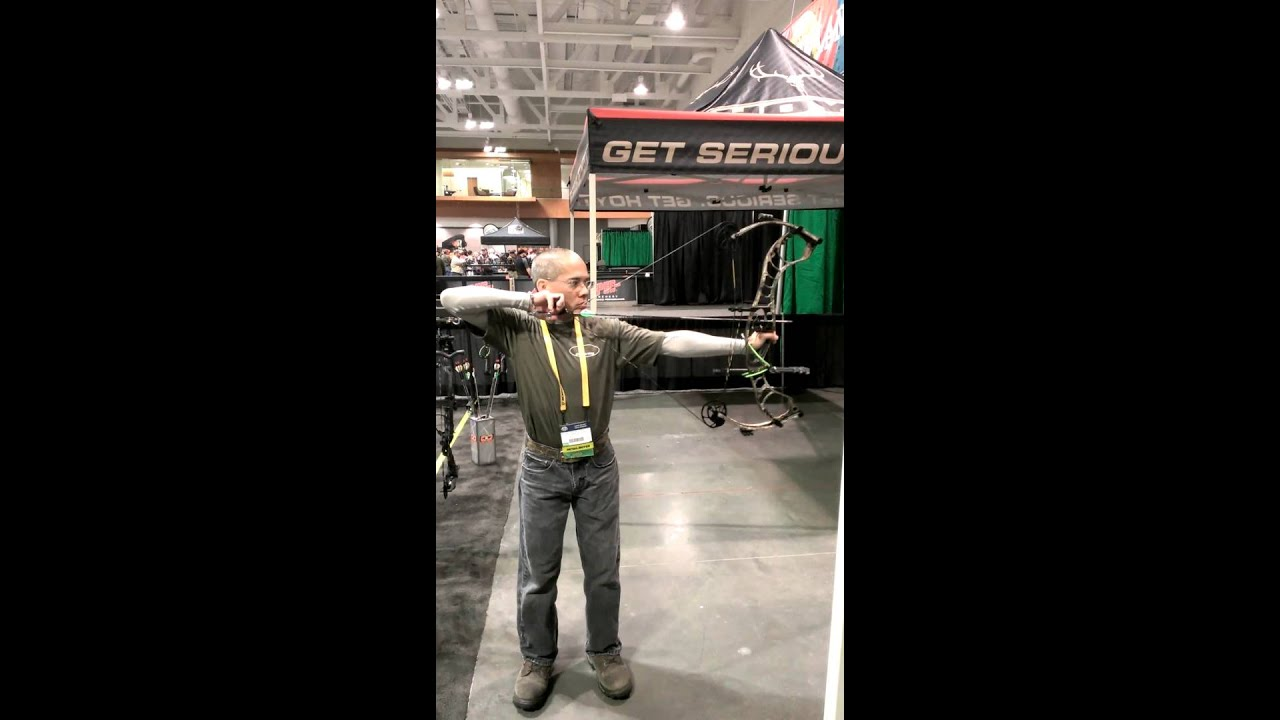 2014 ATA Show Archery Trade Association Hoyt 2014 Faktor Part IV