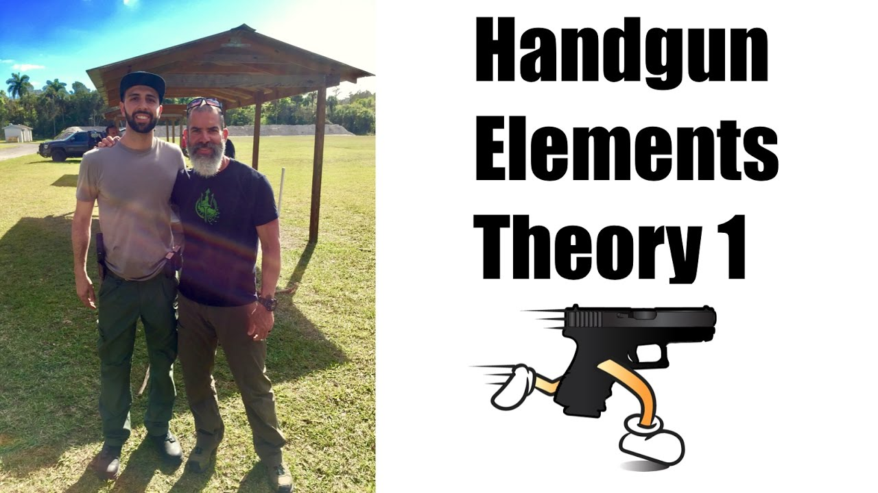 Chris Costa Handgun Elements Theory 1 Review and Tips HET1