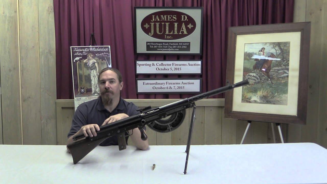 Chauchat: Shooting, History, and Tactics