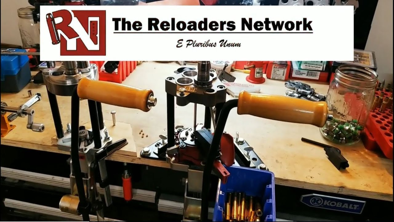 Inside look @ the 2018 Lee Value Turret and Breech lock Pro Press for new Reloader's