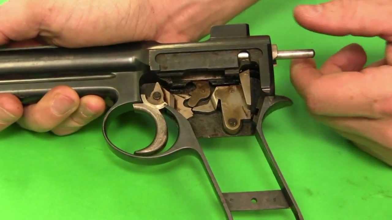 Roth-Steyr 1907 Pistol