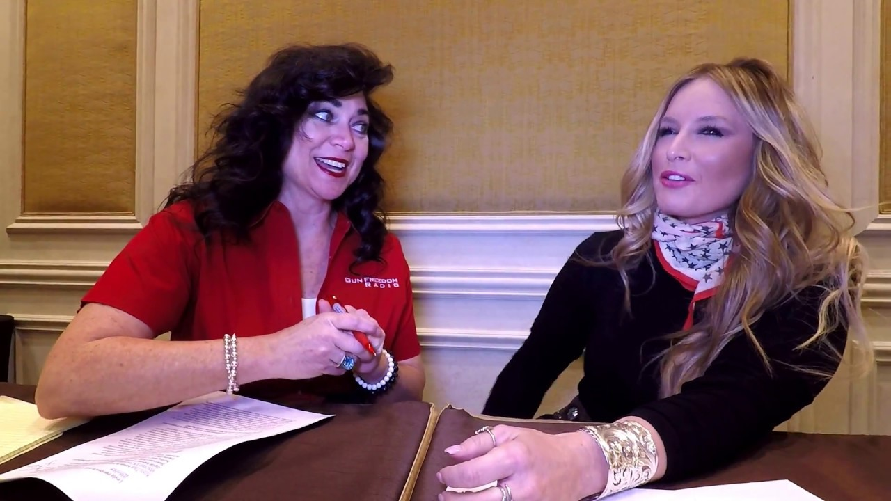 Cheryl Todd Interviews Kristy Titus at SHOT Show 2018 about her NRA Board Nomination