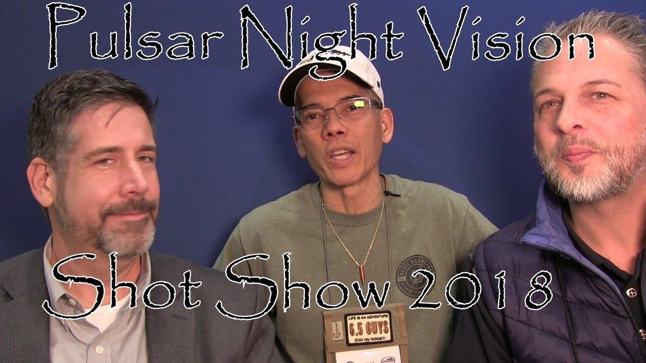 Shot Show 2018 Pulsar Night Vision