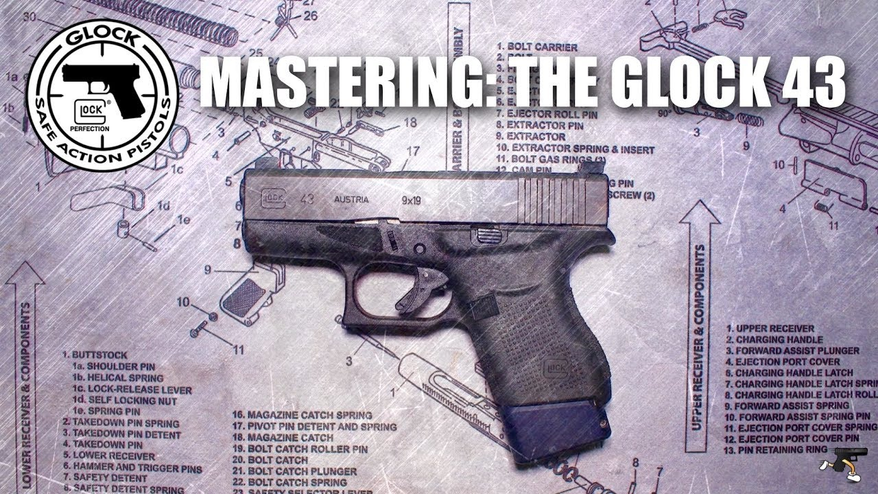 Mastering: The Glock 43