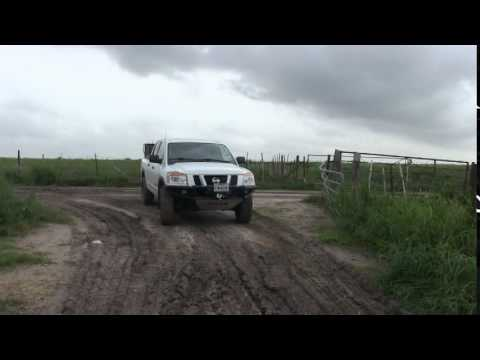 Nissan V8 Titan and Some Serious Mud Tires by Nito Mortera with Archersparadox2020 Outdoors Adventur