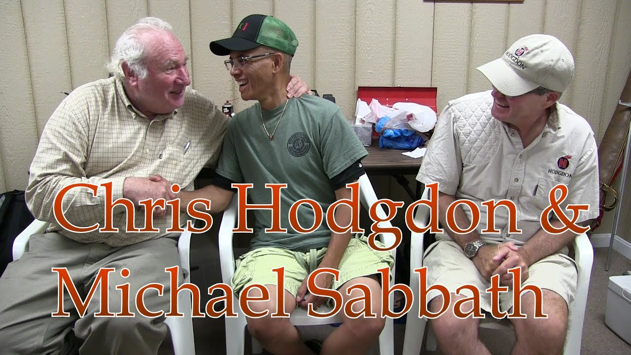 2017 SCTP Nationals Conversations with Chris Hodgdon and Michael Sabbath