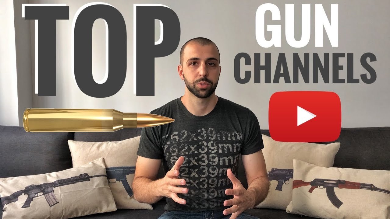 Top Gun Channels on YouTube