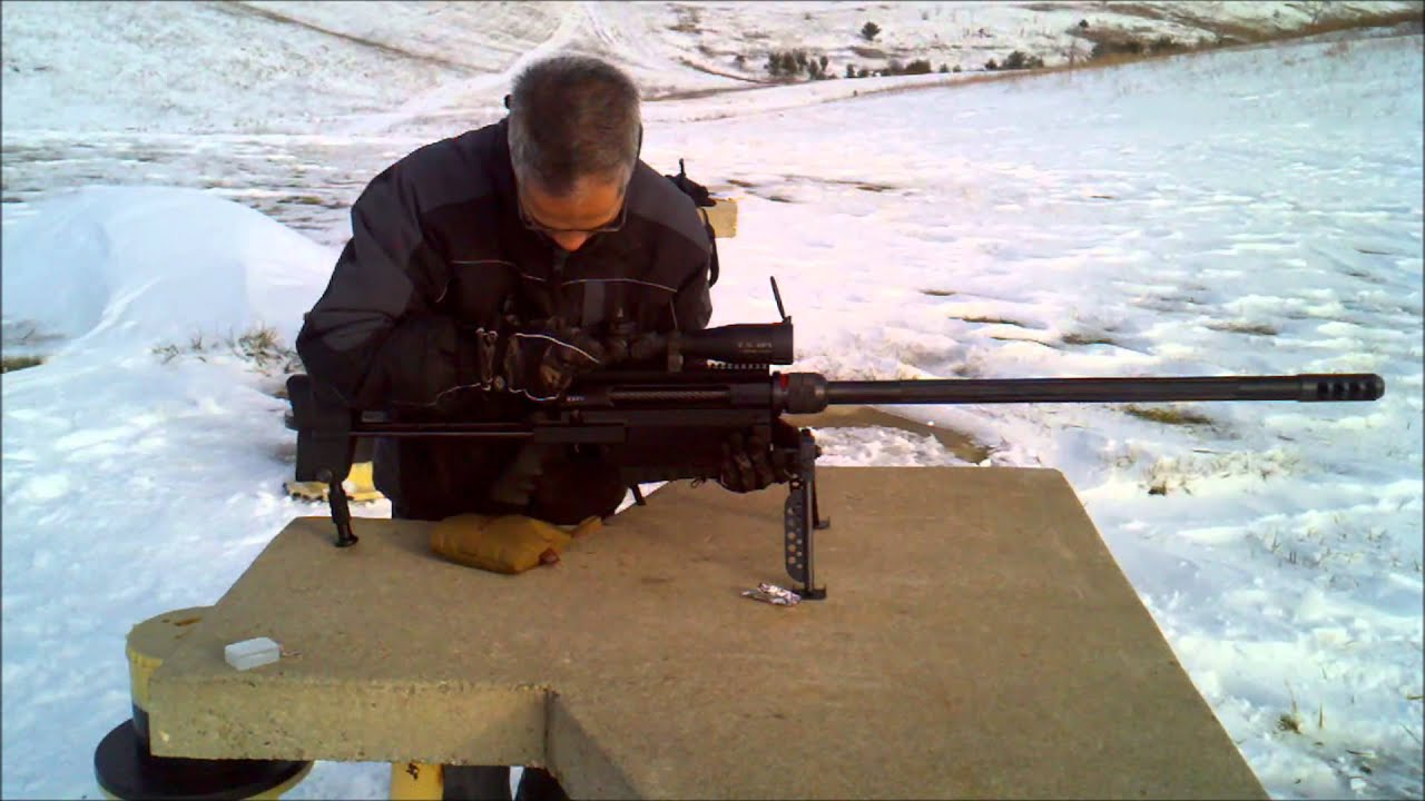 Thunder Valley Precision 338 Lapua Magnum 50BMG
