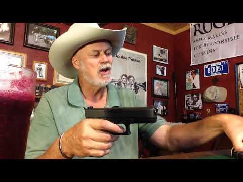 Glock 21 10MM Conversion
