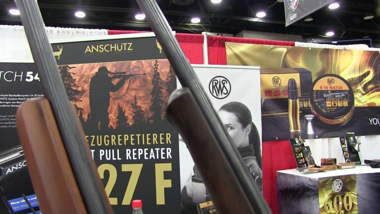 Champion Shooters Supply Day 1 Setup 2016 NRA Annual Meetings and Exhibits