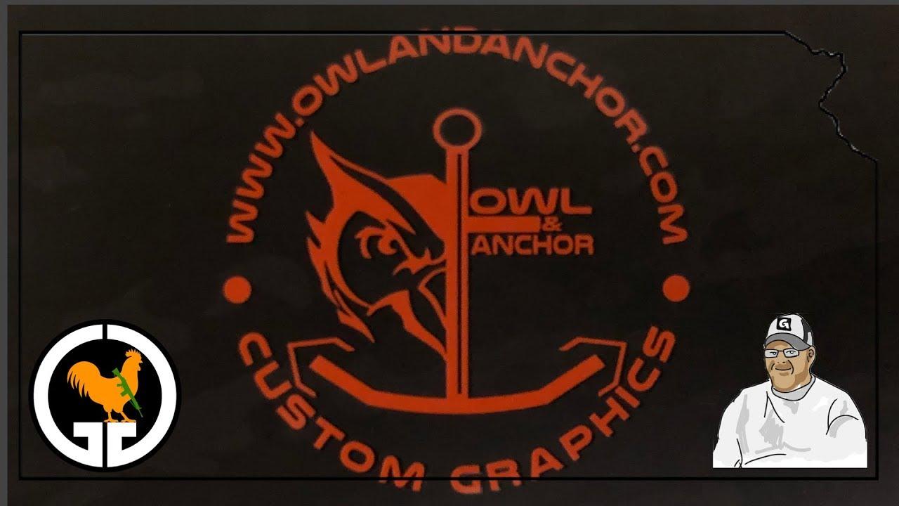 Owl & Anchor Custom Graphics