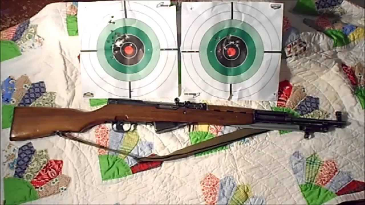 Chinese SKS (Part 2) First Shots & Refinish *