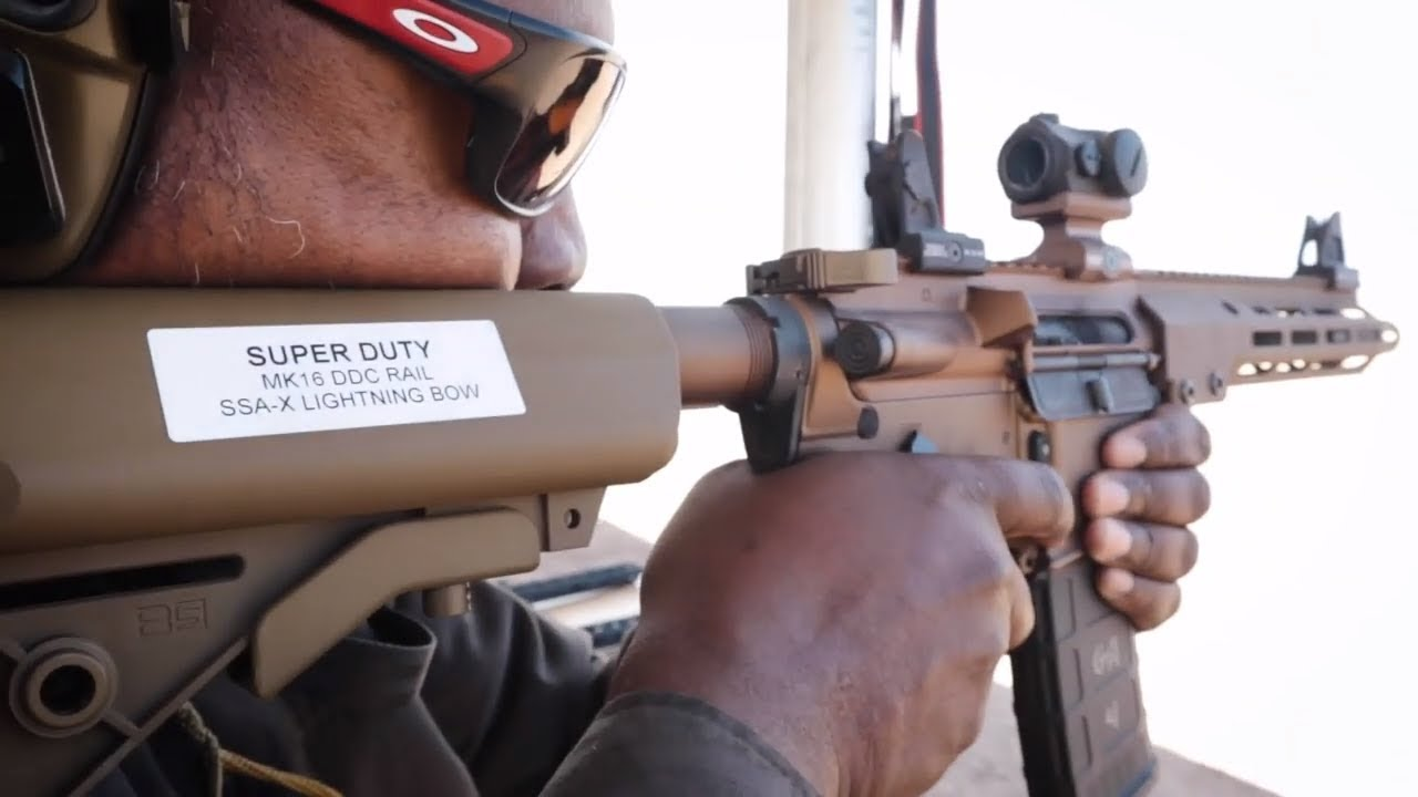 New Geissele AR's & Remington 700 Trigger SHOT Show 2019