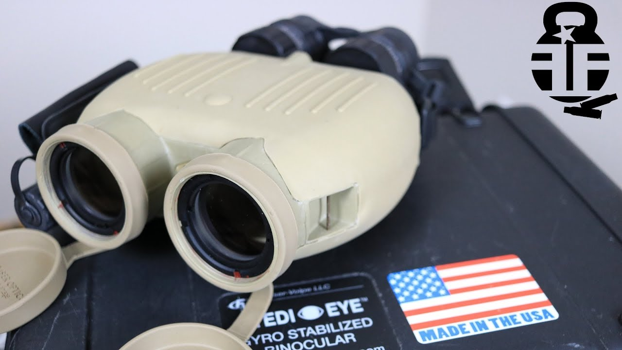 Fraser Optics S250 Stabilized Binoculars