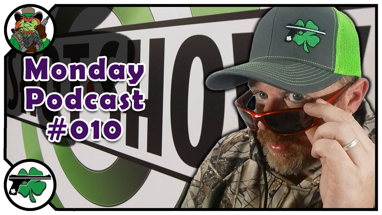 The Monday Podcast #010