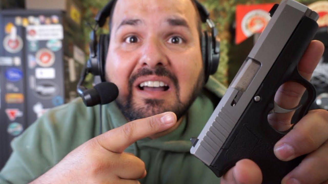 I Got a Glock 43X