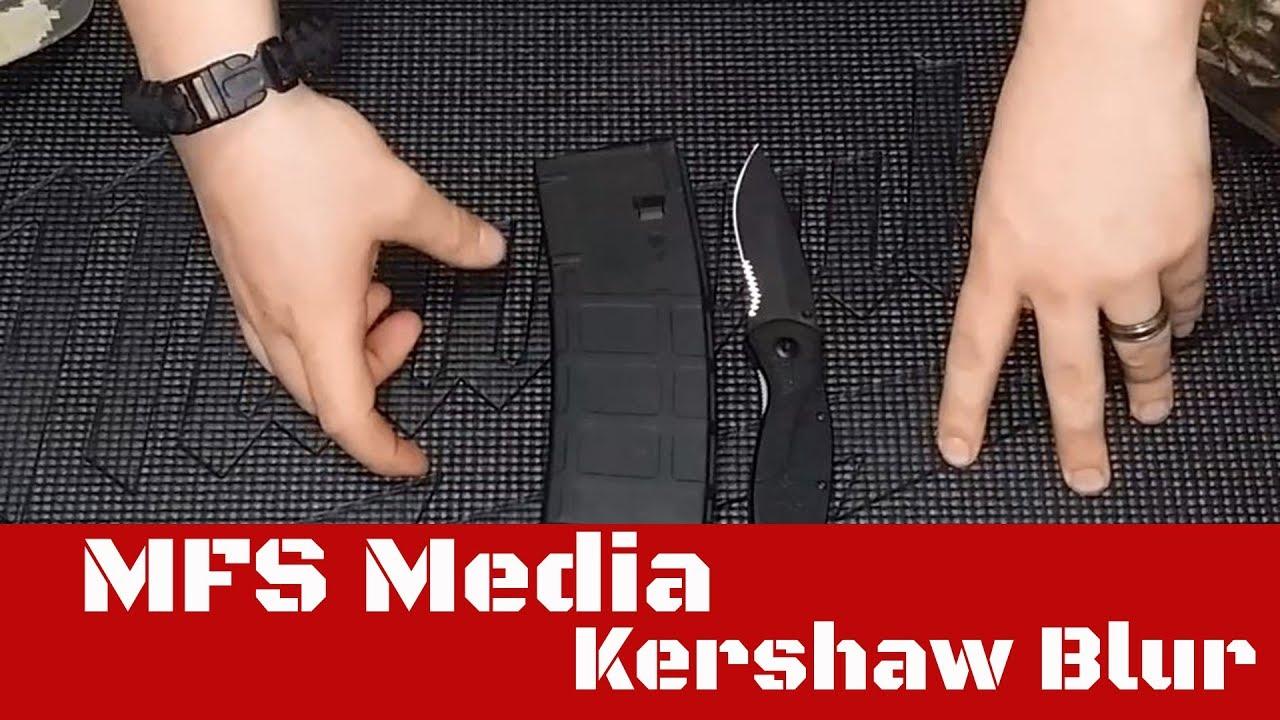 Kershaw Blur First Impressions