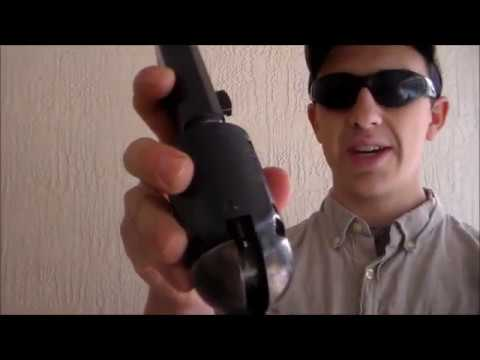 Colt 1847 Walker Revolver Modifications