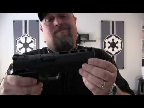 SIG Sauer P320 X-Five - Competition Ready Race Gun