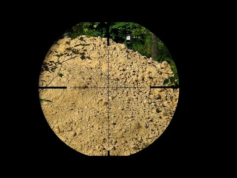 Sightmark Core TX 4 16x44MR Riflescope Review and 207 Yards Accuracy Test