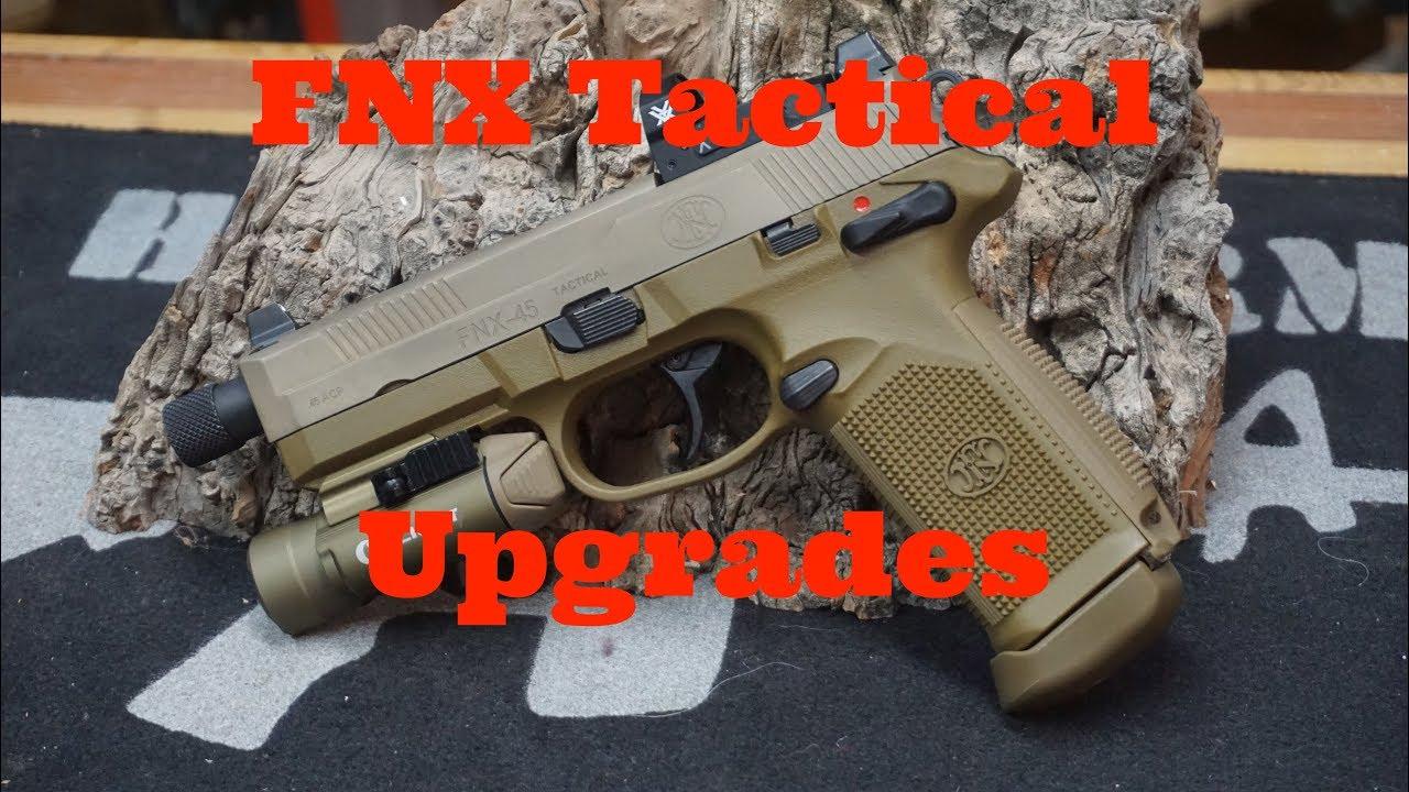 FNX 45 Tactical, Upgrade‼️
