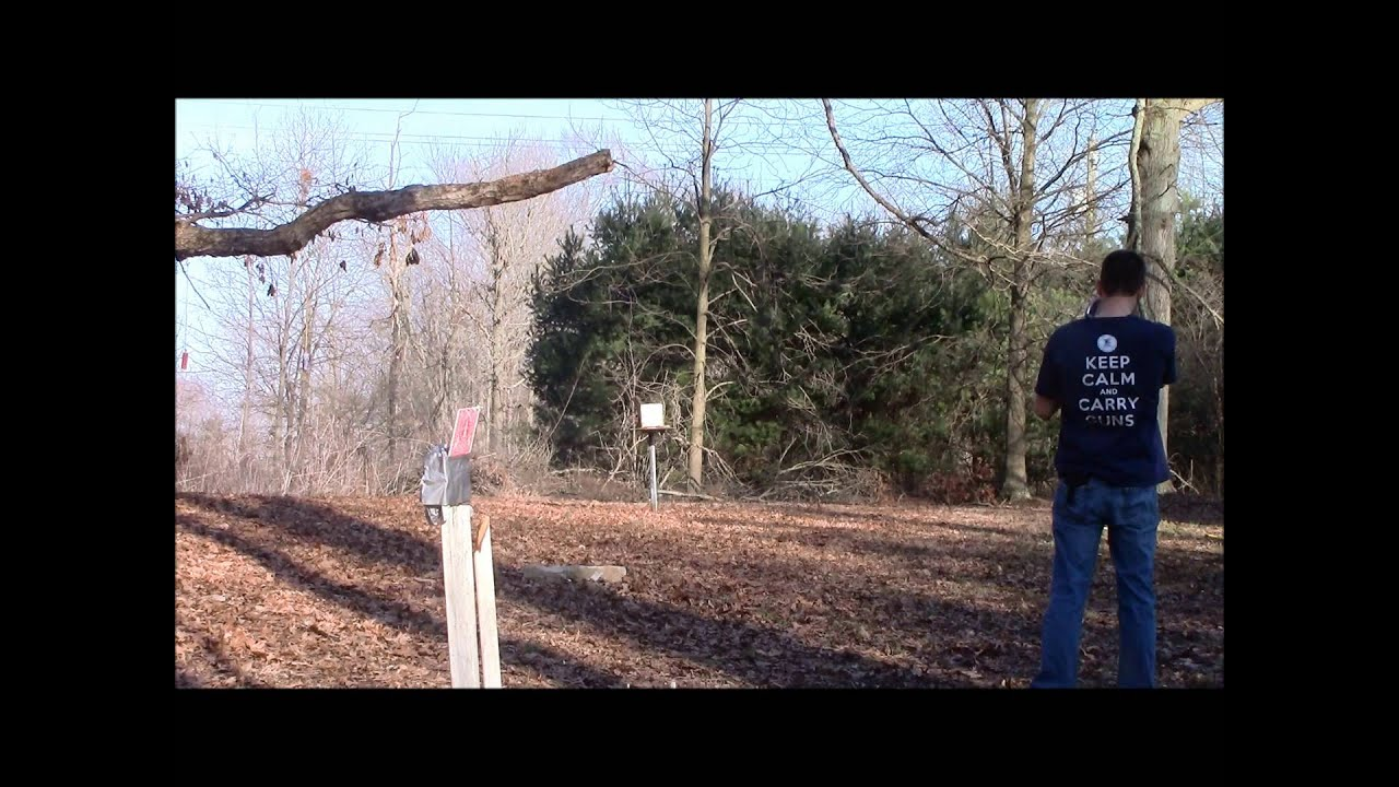 The GunFather: Trick Shot Tuesday- **Annie Oakley Card Split with a Pistol**