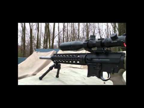 AR15 AR-15 Custom Rifle Build Seekins Precision Lower LAR Grizzly OPS-4 Upper Magpul PRS