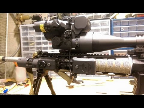 Pulsar Digital Night Vision DFA75 and Sightmark CVR640 Mini DVR by Nito Mortera