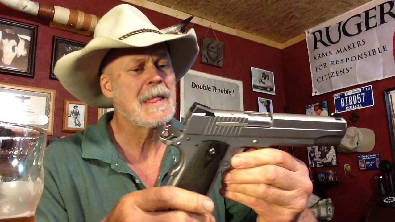 Sig Vs Glock in 45 ACP