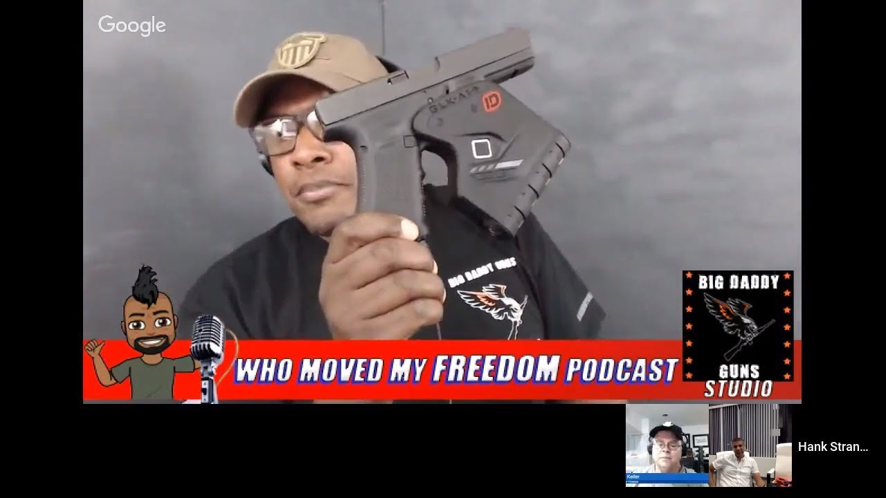 Podcast #73 - IDENTILOCK Biometric Gun Safe Hank Strange Who Moved My Freedom