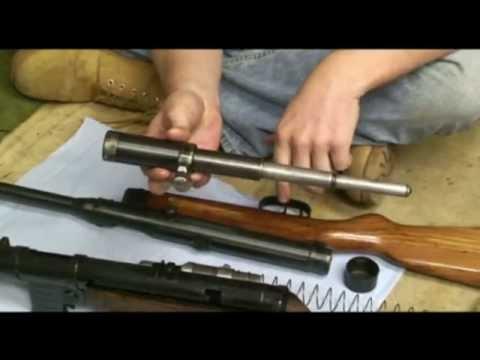 Beretta 38/44 and MP41 Comparison
