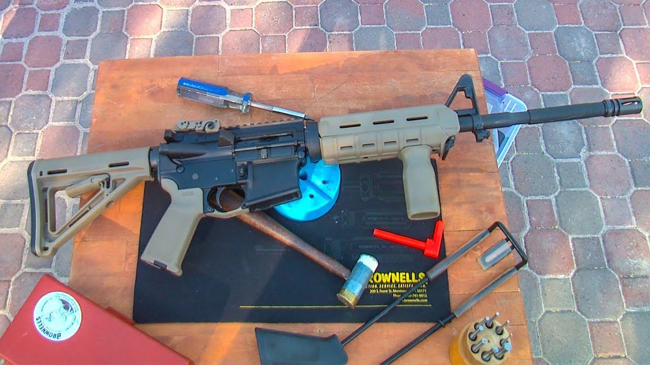 Colt 6920 OEM M4 Build Part 1  #206