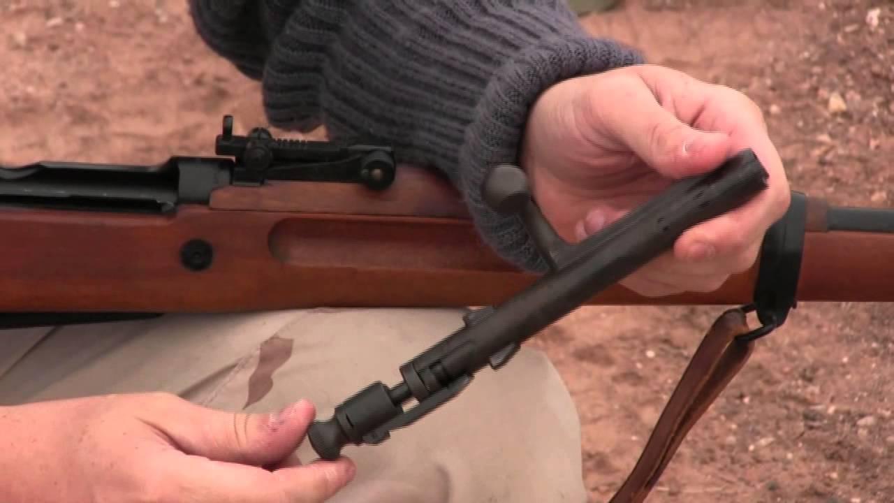 Madsen M47 Lightweight Military Rifle