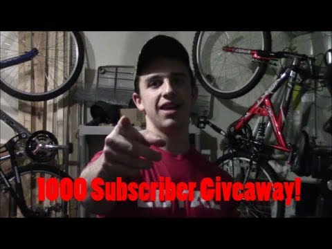 1000 Subscriber GAW!