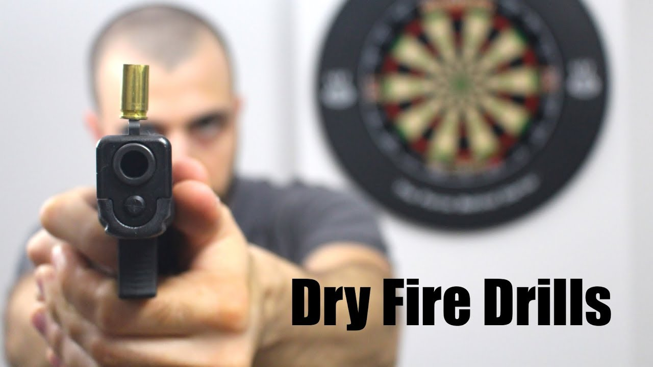 Dry Fire Drills For Concealed Carry