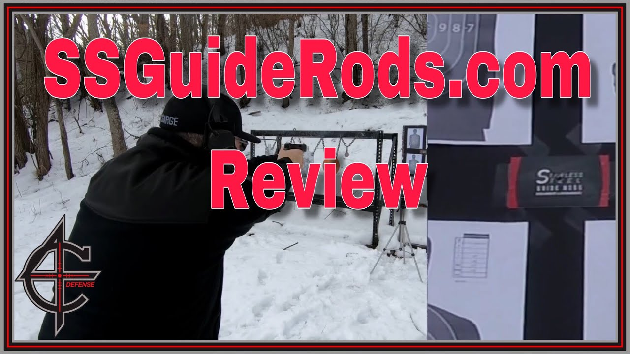 Glock 26 SSGuideRods Review
