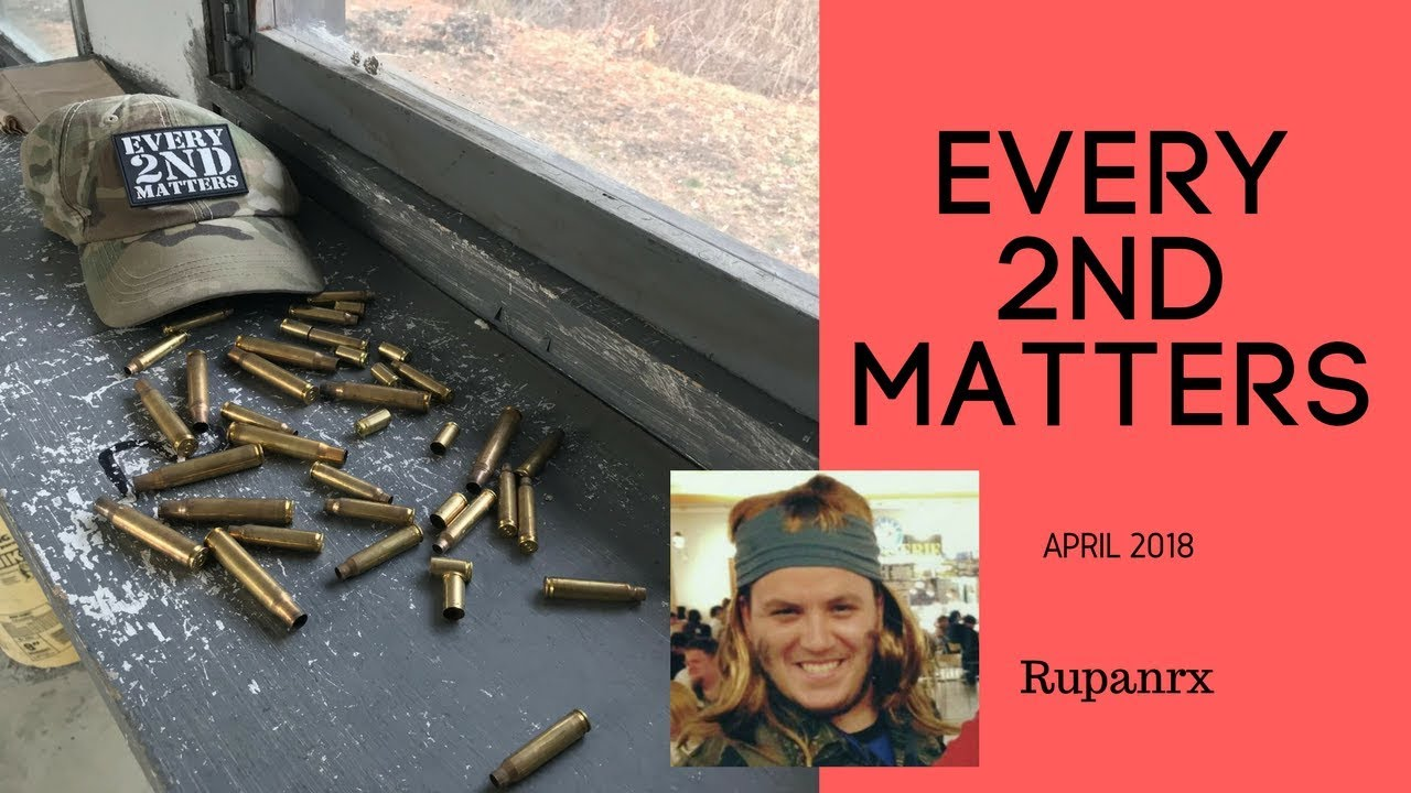 Every 2nd Matters April. Second try.