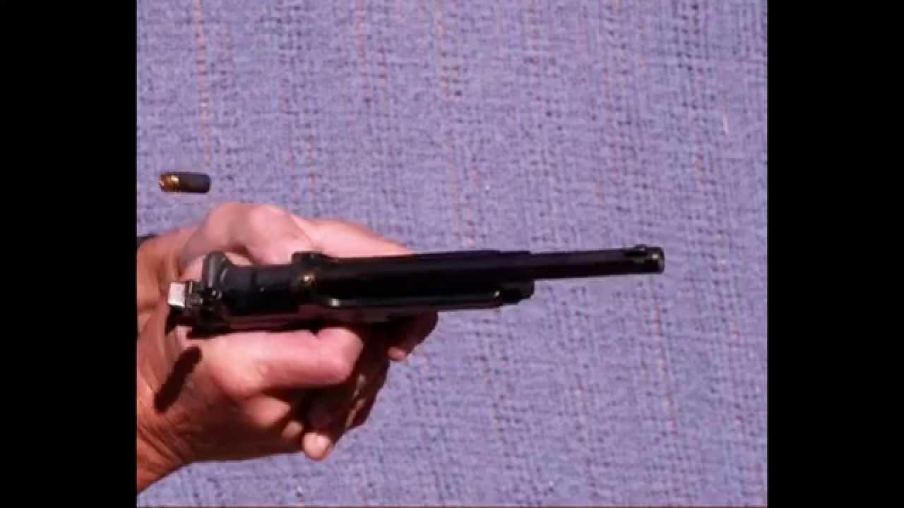 Slow Motion: Steyr-Mannlicher M1905