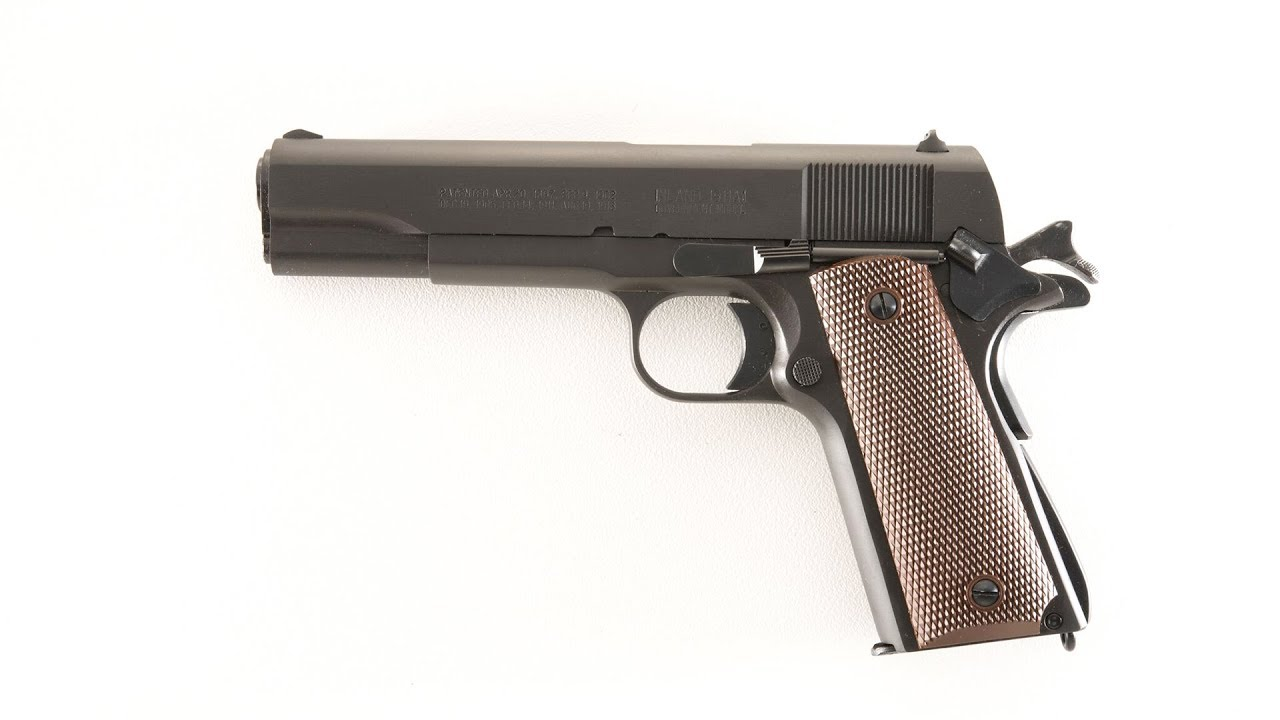 Introduction to the Inland Manufacturing  1911-A1